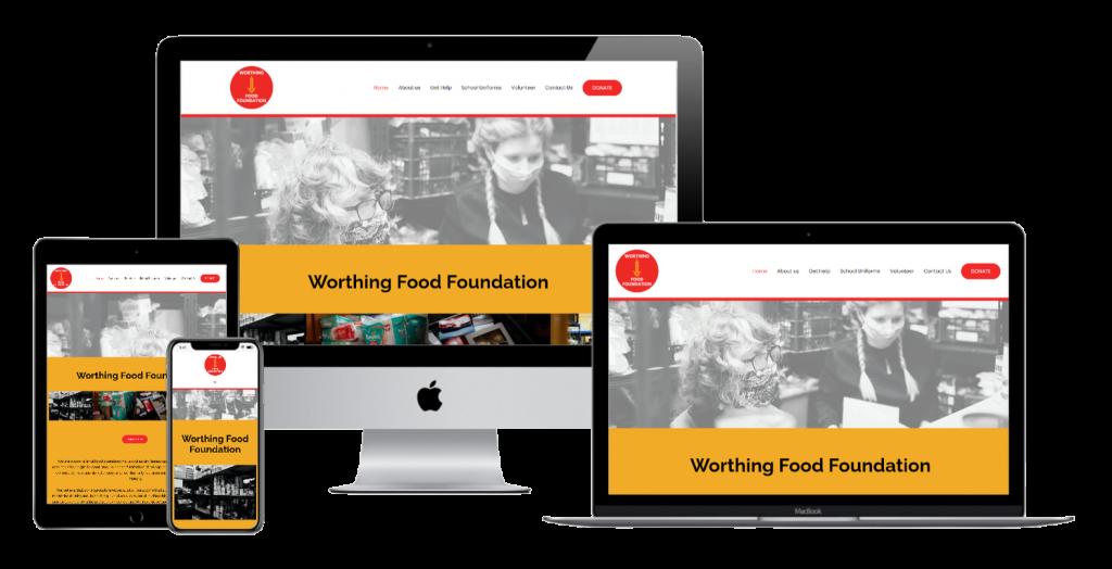 Worthing Food Foundation - - Portfolio
