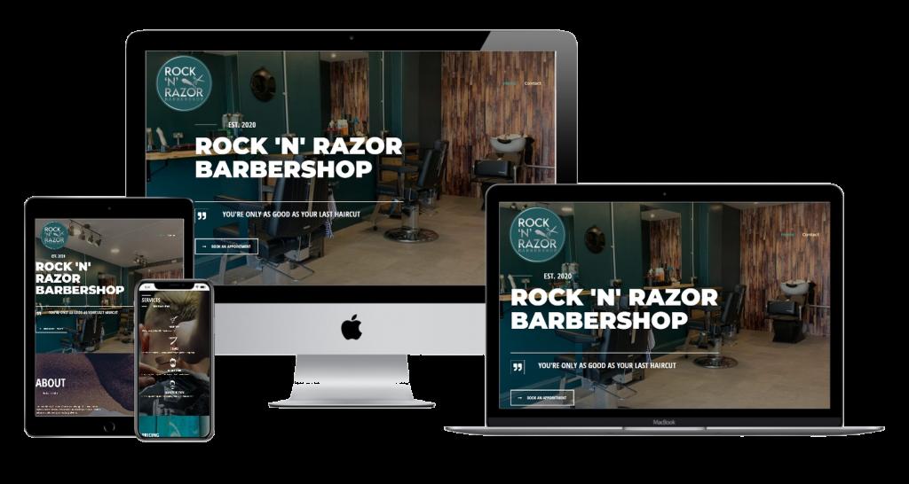 Rock n Razor - Portfolio